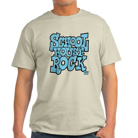 Schoolhouse Rock TV Light T-Shirt