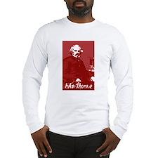 Nathaniel Hawthorne Long Sleeve T-Shirt