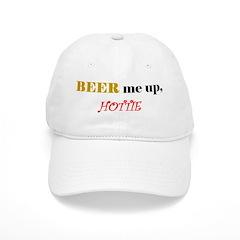 Baseball Cap - beer me