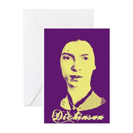 Emily Dickinson Greeting Cards (Pk of 20)