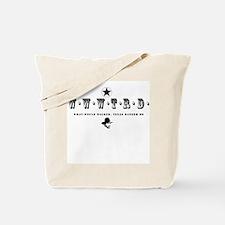 Unique Walker Tote Bag