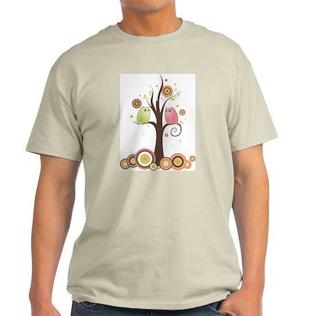 Owl Always Love You - Light T-Shirt