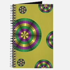 Mardi Gras Illusion Journal