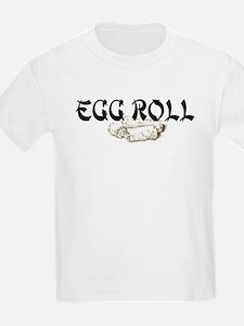 Egg Roll Kids T-Shirt