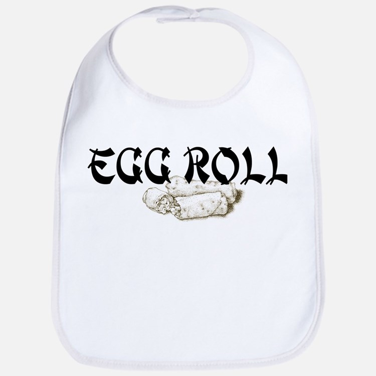 Egg Roll Bib