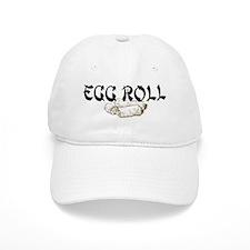 Egg Roll Baseball Cap