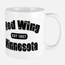 Red Wing Established 1857 Mug