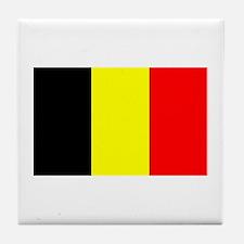 Belgium Tile Coaster