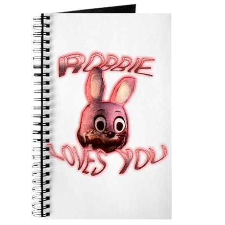 Robbie Loves You Journal