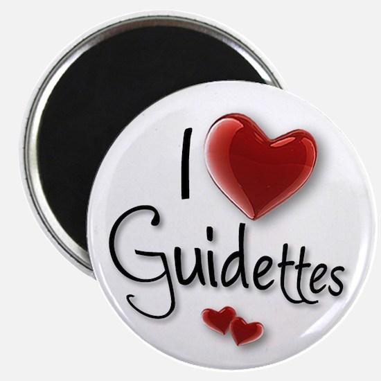 Guidettes Magnet