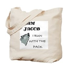 Unique Teen wolf Tote Bag