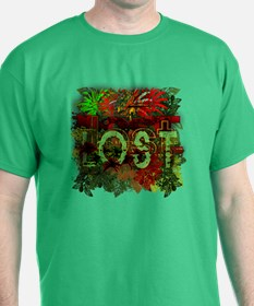 Lost TV Jungle Heat T-Shirt