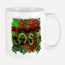 Lost TV Jungle Heat Mug