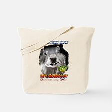 Punxsutawney Phil's Shadow Tote Bag