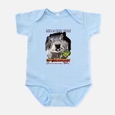 Punxsutawney Phil's Shadow Infant Bodysuit