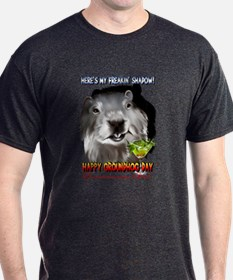 Punxsutawney Phil's Shadow T-Shirt