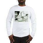 Ice Pigeons Long Sleeve T-Shirt