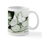 Ice Pigeons Mug