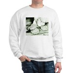 Ice Pigeons Sweatshirt