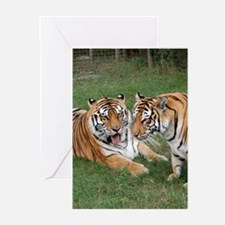 Tiger Greeting Cards (Pk of 10)