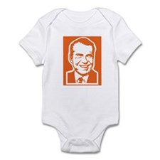 Richard Nixon Infant Bodysuit