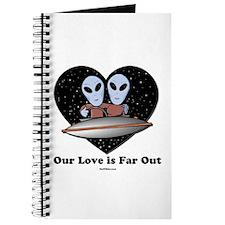 Love Valentine's Day Journal