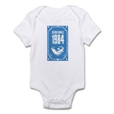 1984 - George Orwell Infant Bodysuit