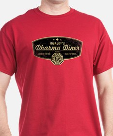Hurley's Dharma Diner T-Shirt