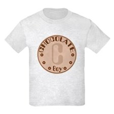 Chocolate boy C - T-Shirt
