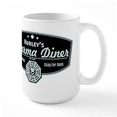 Hurley's Dharma Diner Mug
