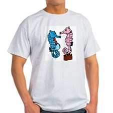 Cute Sea horses T-Shirt