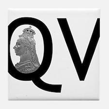 Queen Victoria Tile Coaster