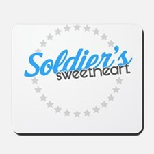 Soldier's Sweetheart Mousepad