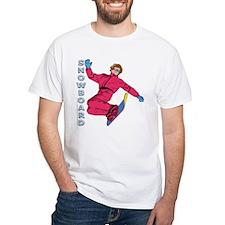 Snowboard #1 Shirt