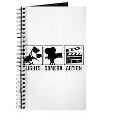 Lights, Camera, Action Journal