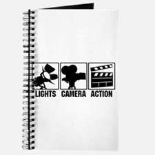 Lights, Camera, Action Journal