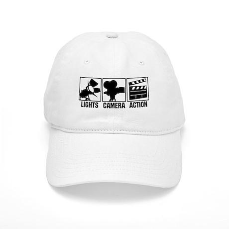 Lights, Camera, Action Cap