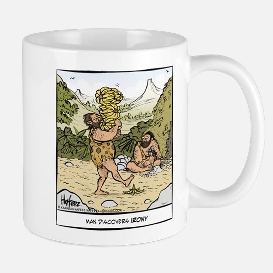 Early Irony Mug