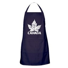Cool Canada Apron (dark) Canada BB-Q Apron