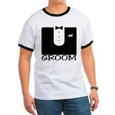 """Tuxedo """"GROOM"""" T"""