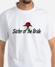 """""""Sister of the bride"""" Shirt"""