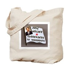 ERIC HOLDER THE WIMP Tote Bag