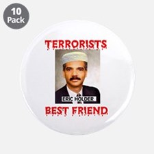 """ERIC HOLDER THE WIMP 3.5"""" Button (10 pack)"""