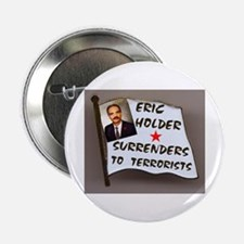 """ERIC HOLDER THE WIMP 2.25"""" Button"""