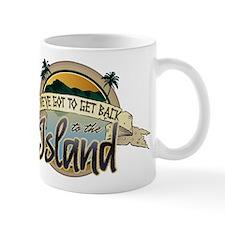 We've got to Get Back Small Mug