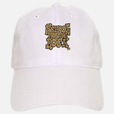 Schoolhouse Rock TV Baseball Baseball Cap
