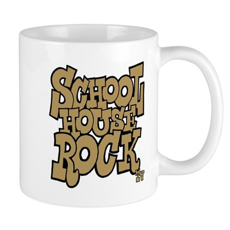 Schoolhouse Rock TV Mug