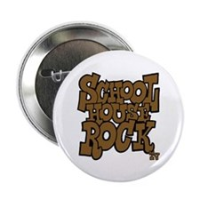 "Schoolhouse Rock TV 2.25"" Button"