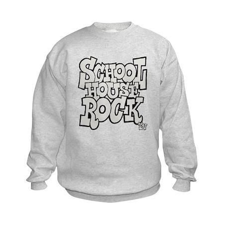 Schoolhouse Rock TV Kids Sweatshirt
