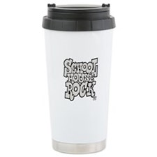 Schoolhouse Rock TV Travel Coffee Mug